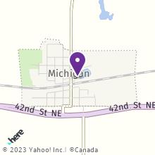 Michigan City, North Dakota